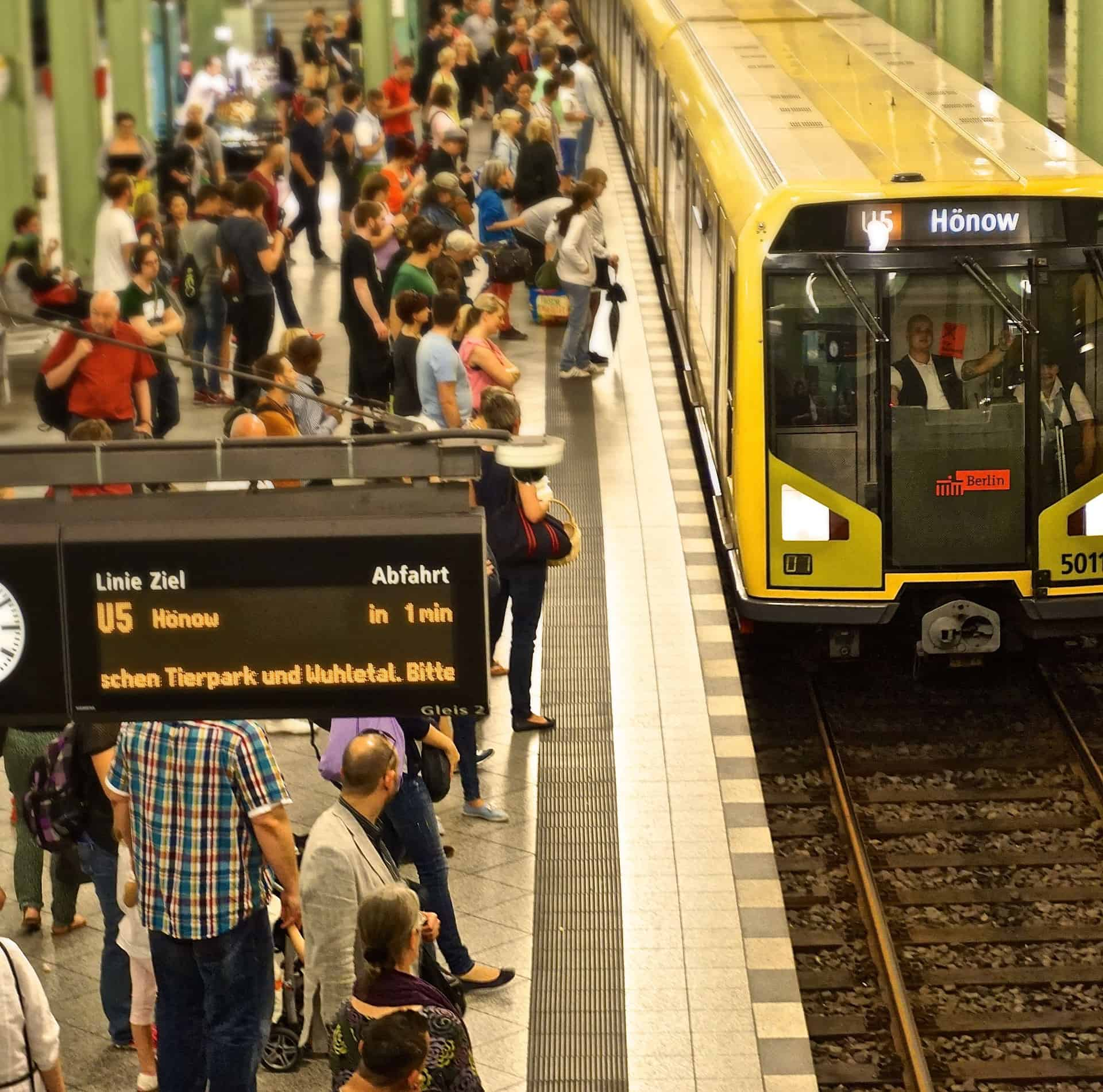 Getting Public Transportation Safety on Track | Trackforce Blog