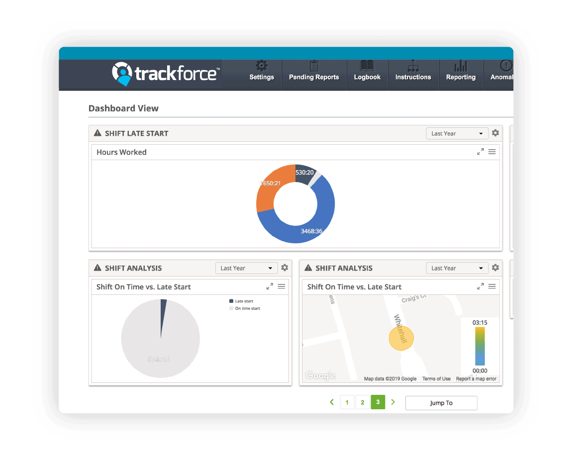 Security Guard Scheduling Software | Trackforce